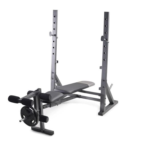 Golds Gym GGBE99610 XR 10.1 Olympic Weight Bench
