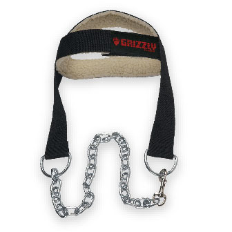 Grizzly Fitness 8606-04 Nylon Head Harness
