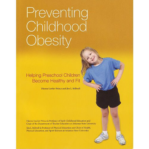 Gryphon House 20176 Preventing Childhood Obesity Book - Paperback