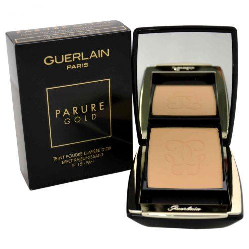 Guerlain W-C-8111 0.35 oz Parure Gold Radiance Refillable Powder Foundation SPF15 - No.02 Beige Clair & Light for Women