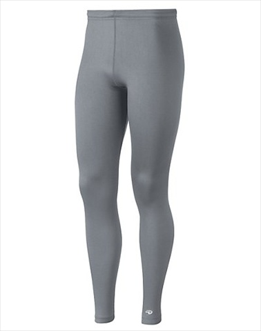 Hanes KMC2 Duofold Varitherm Mid-Weight Mens Base-Layer Thermal Underwear Size 2 XL Smoked Pearl Grey