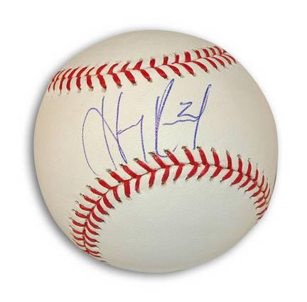 Hanley Ramirez Autographed MLB Baseball