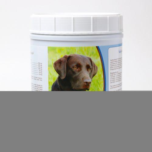 Healthy Breeds 840235109792 Labrador Retriever Z-Flex Max Hip & Joint Soft Chews - 170 Count