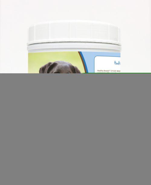 Healthy Breeds 840235134510 Labrador Retriever Z-Flex Max Hip & Joint Soft Chews - 170 Count