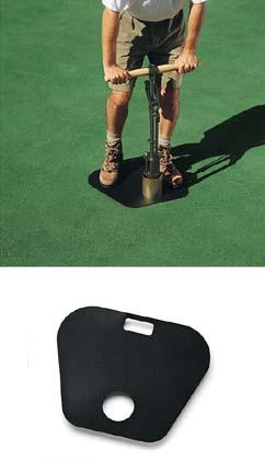 Hole Cutter Guide from Standard Golf
