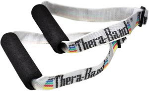 Hygenic Theraband HYC 22120 Exercise Handles - 12 Pair Per Case