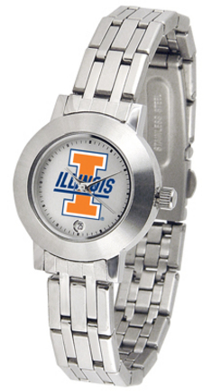 Illinois Fighting Illini Dynasty Ladies Watch