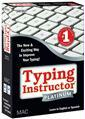 Individual Software Inc EMM-M21 Typing Instructor Platinum Mac Sp/En Mac 10.4 Or Later