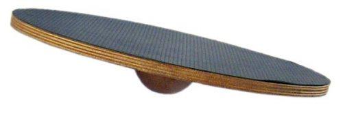 J Fit 10-1500 Round Balance Board - Wood