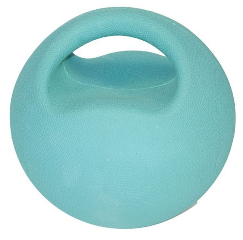 J Fit 20-0040 Premium Handle Med Ball 8.8lbs - Green