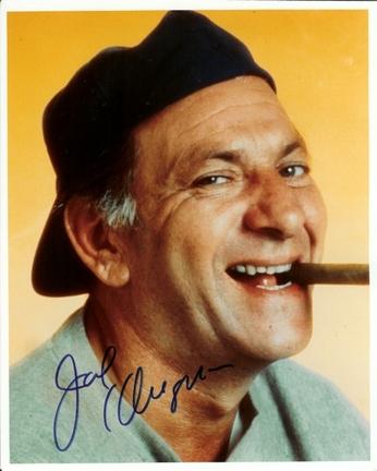 "Jack Klugman Autographed ""Quincy"" 8"" x 10"" Photograph (Unframed)"