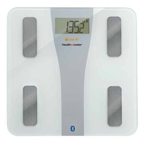 Jarden Home Environment BFM147DQ-01 Bluetooth Body Fat Scale - White