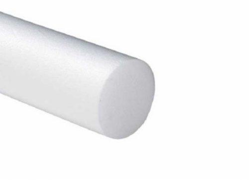 Jfit 20-0623 24 in. White Foam Roller