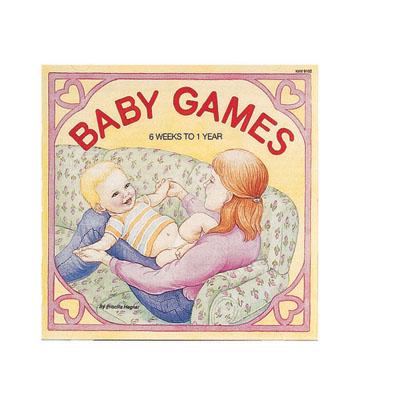 Kimbo Educational KIM9102CD Baby Games Activity CD