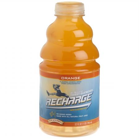 Knudsen 23575 Orange Recharge Pet