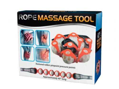 Kole Imports OS999-6 Rope Massage Tool - Pack of 6