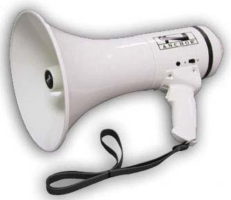 Little Big Horn Megaphone from Anchor Audio