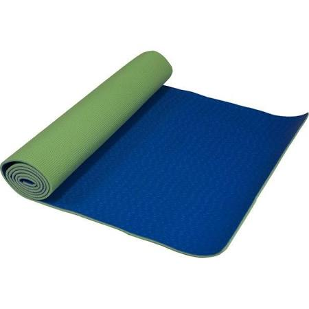 MAHA FITNESS MY-111 Reversible PVC Yoga Mat Assorted Color - 6 mm
