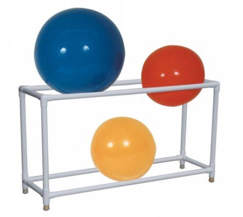 MJM International 7020 62.5L x 19.5W x 34H Ball Rack