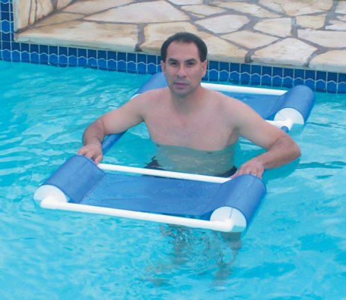 MJM International A-F-A 58L x 31W Aquatic Walker Aqua Float