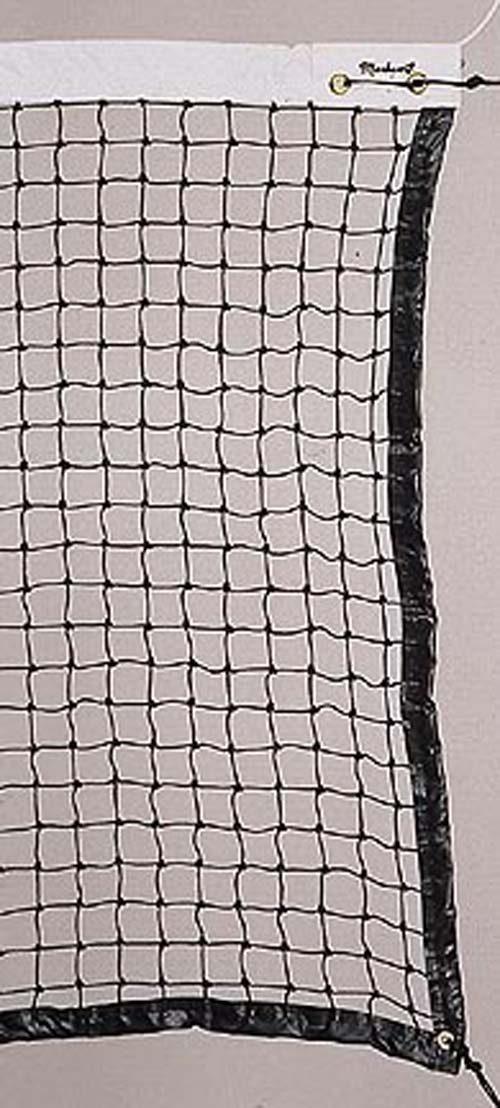 Markwort Home Court Tennis Net with Reinforced Top Binding - 42' x 3 1/2'