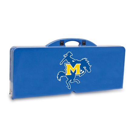 McNeese State Cowboys Folding Picnic Table