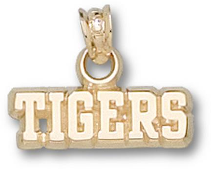 "Memphis Tigers ""Tigers"" Pendant - 10KT Gold Jewelry"