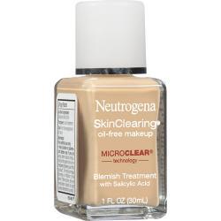 Merchandise 47109809 Neutrogena SkinClearing Oil-Free Makeup Honey Classic Ivory