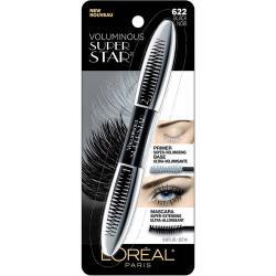 Merchandise 47853443 Loreal Voluminous Superstar Washable Mascara 621 Black