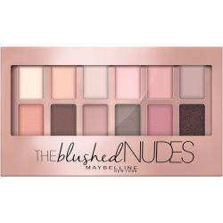 Merchandise 7719167 Maybelline New York The Blushed Nudes Eyeshadow Palette