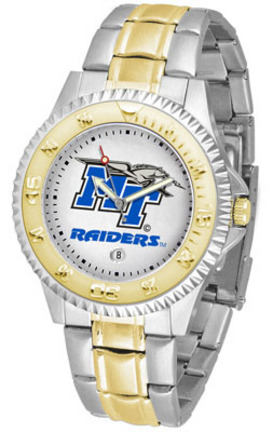 Middle Tennessee State Blue Raiders Competitor Two Tone Watch