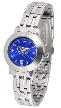Middle Tennessee State Blue Raiders Dynasty AnoChrome Ladies Watch