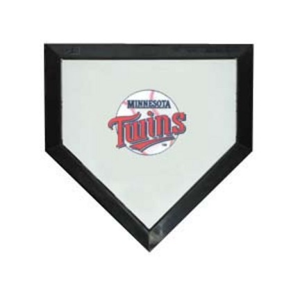 Minnesota Twins Licensed Authentic Pro Home Plate from Schutt