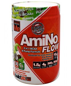 Muscle Elements 9230020 Amino Flow Coconut Lime 30 Serve