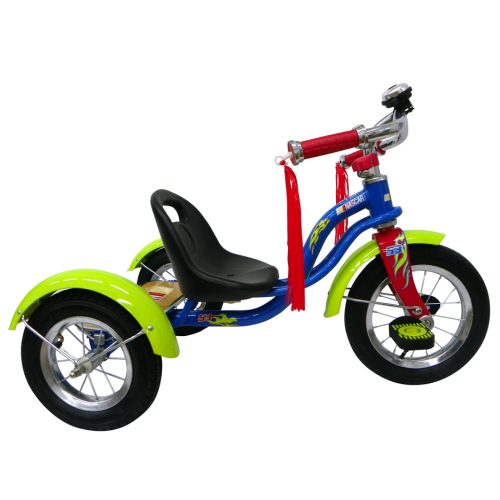 """NASCAR Burning Rubber 10"""" Tricycle"""
