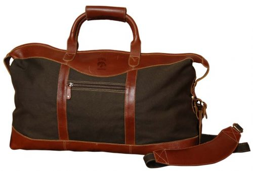 NCAA Iowa Hawkeyes Pine Canyon Duffel Bag