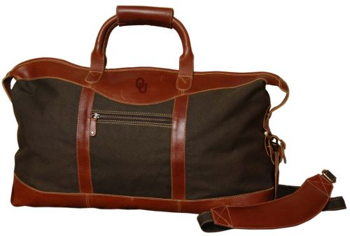NCAA Oklahoma Sooners Pine Canyon Duffel Bag