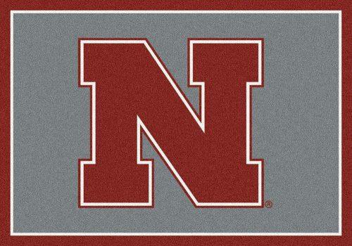 "Nebraska Cornhuskers 3'10""x 5'4"" Team Spirit Area Rug"
