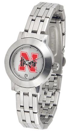 Nebraska Cornhuskers Dynasty Ladies Watch