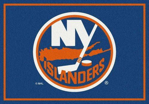 "New York Islanders 3' 10"" x 5' 4"" Team Spirit Area Rug"