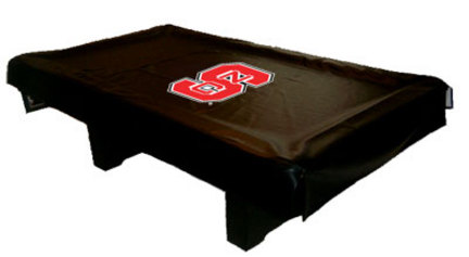 North Carolina State Wolfpack MVP Universal Fit Billiard Table Cover