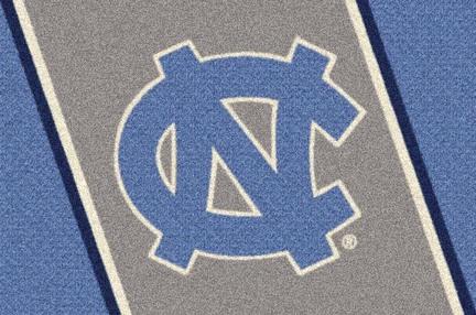 "North Carolina Tar Heels ""NC"" 3'10""x 5'4"" Team Spirit Area Rug"