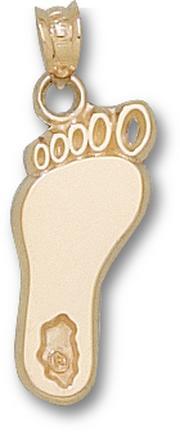 """North Carolina Tar Heels """"Tar Heel"""" Lapel Pin - 10KT Gold Jewelry"""