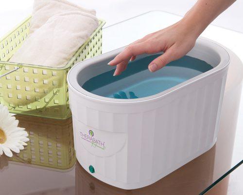 North Coast Medical NC15450 Therabath Pro Paraffin Bath with ScentFree Wax, 110 Volt