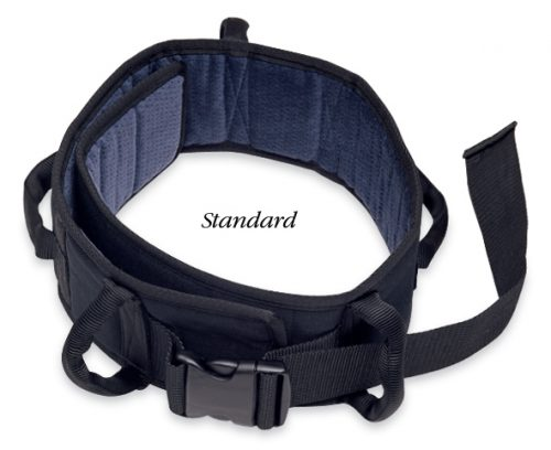 North Coast Medical NC84517 Assure Safety Transfer Belt Fleece Lined, Small