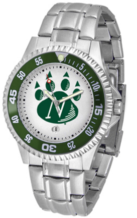 Northwest Missouri State Bearcats Competitor Men's Watch with Steel Band