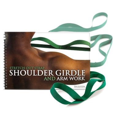 OPTP 8217PKG Stretch Out Strap Shoulder Girdle and Arm Work Set