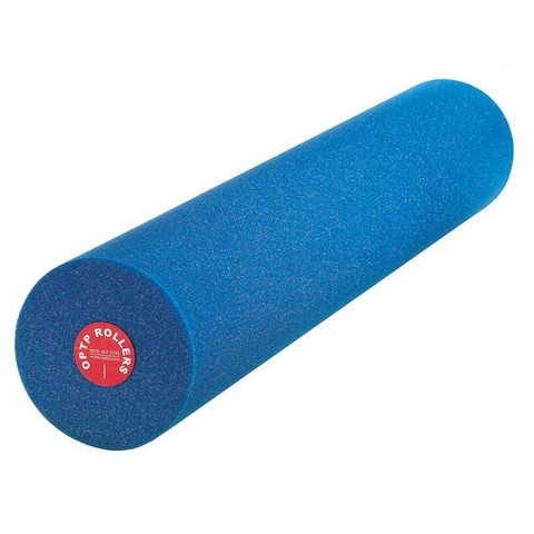 OPTP OPT118 36 x 6 in. Soft Foam Roller Full Round