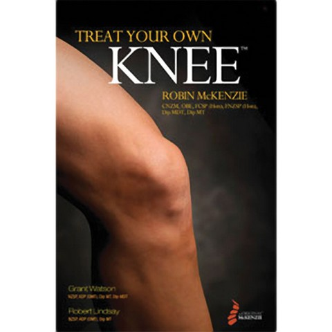 OPTP OPT159K Treat Your Own Knee Book