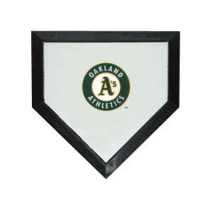 Oakland Athletics Licensed Authentic Pro Home Plate from Schutt